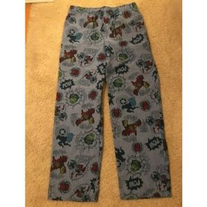 Avengers Lounge Pants With Pockets